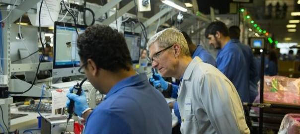 apple pro production line