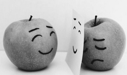 Mar vesel si trist